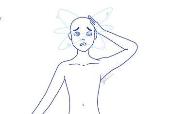 10 tips tegen stress - illustratie